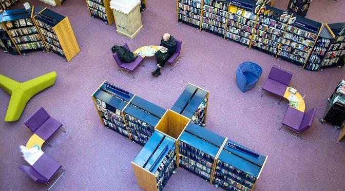 Où travailler en bibliothèque cet été?