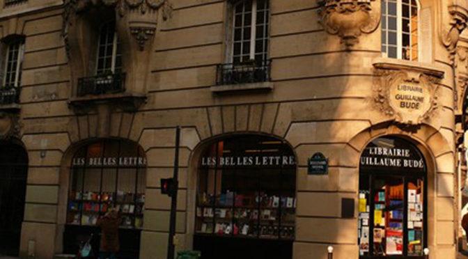 La collection des Universités de France dite «Collection Budé» : un incontournable des études classiques