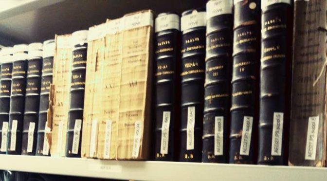 Un REX sur le désherbage d'un fonds scientifique provenant d'un don de la bibliothèque Salomon Reinach
